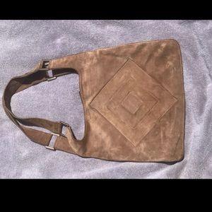 Bottega Veneta Suede Bag - Vintage
